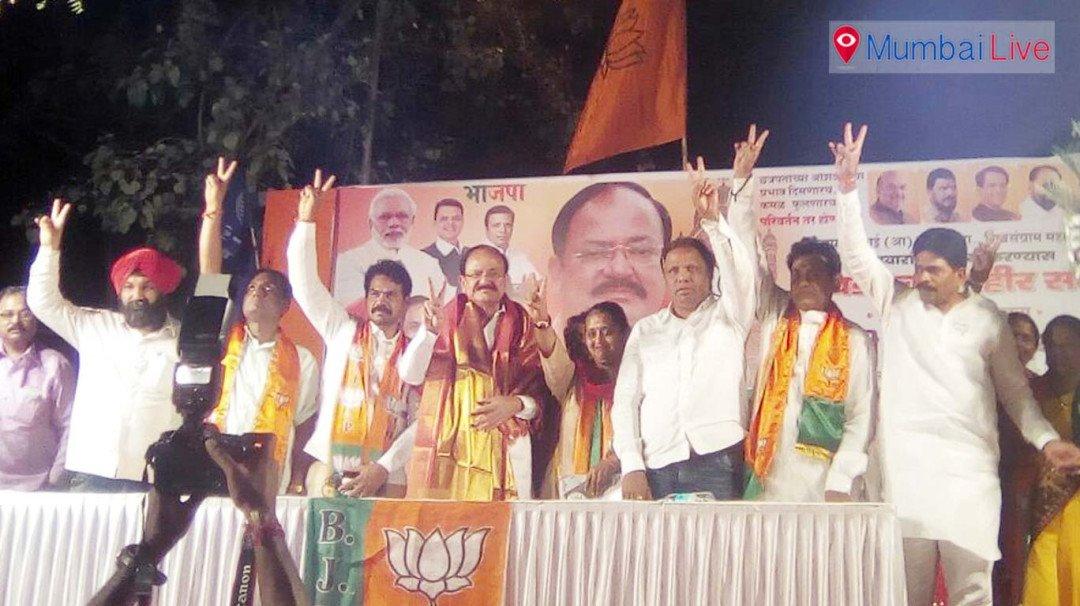 BJP seeks clear majority
