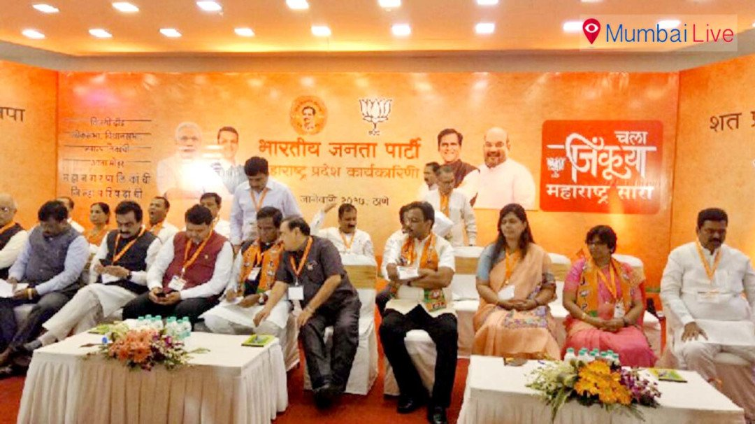 BJP leaders send out mixed signals
