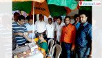 BJP distributes spectacles