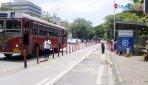 Dedicated bus lane in BKC goes kaput
