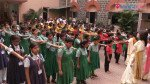 Republic day celebration at blind school
