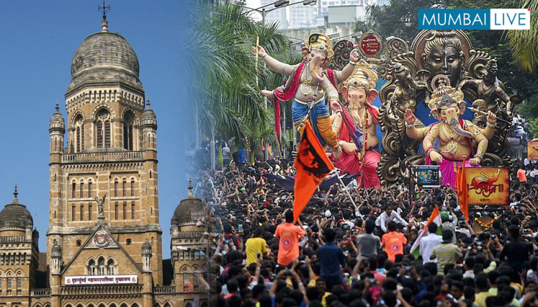 BMC all set for Ganpati Immersion