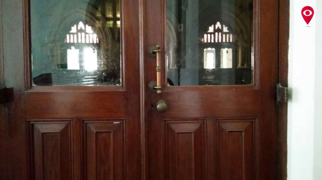 125-year-old key breaks at BMC headquarters