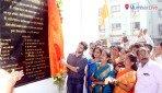 Unveiling ceremony of BMC school