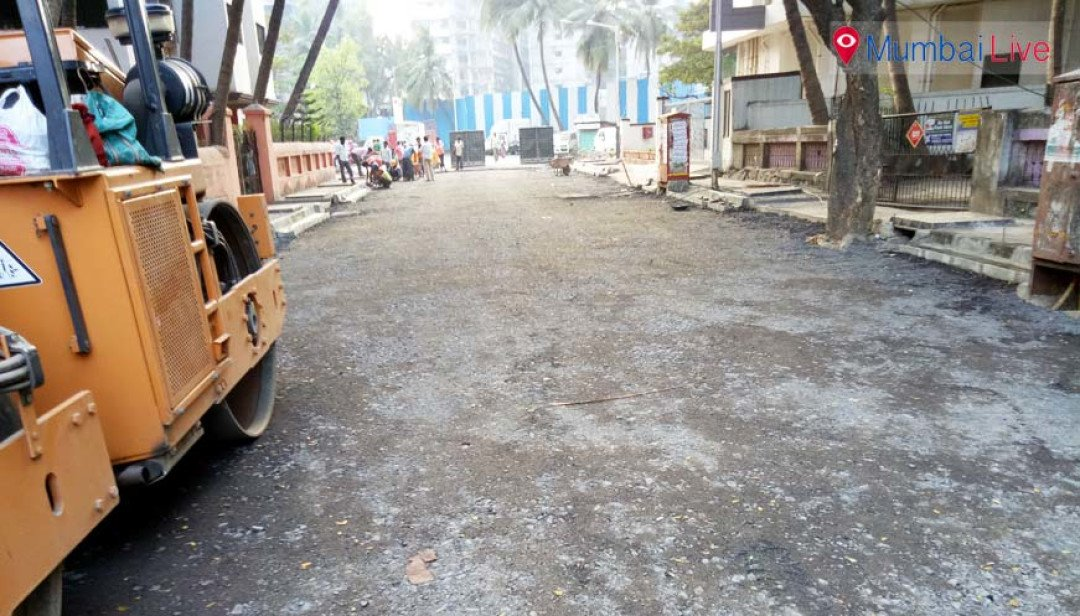 BMC gets cracking at Kurla