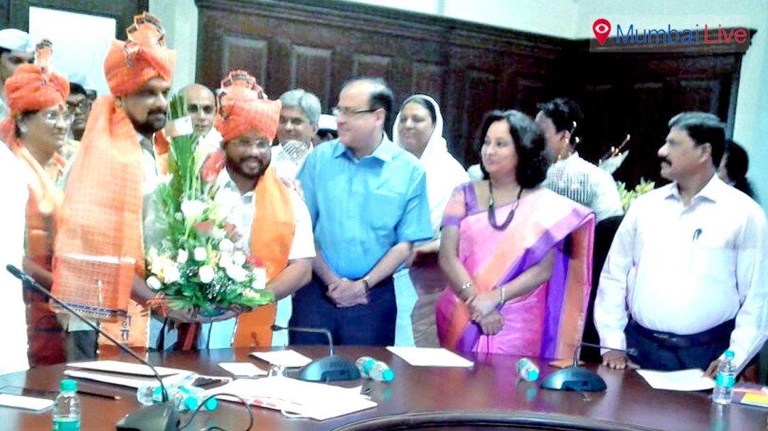 Ramesh Korgaonkar is new civic standing committee chairman
