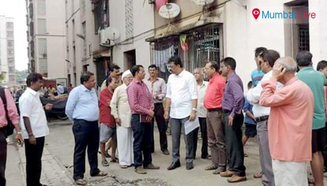 BMC, MHADA take prompt action