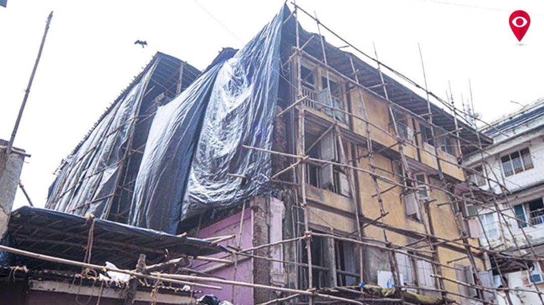 दक्षिण मुंबई में 9 सेज इमारत धोकादायक