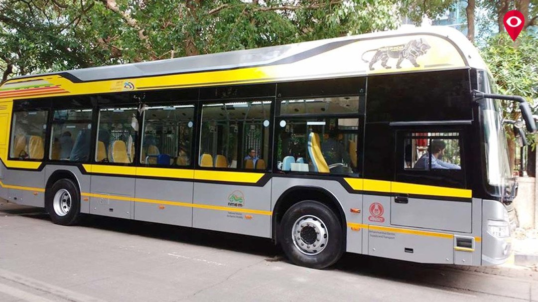 Mumbai's new hybrid bus features will stun you