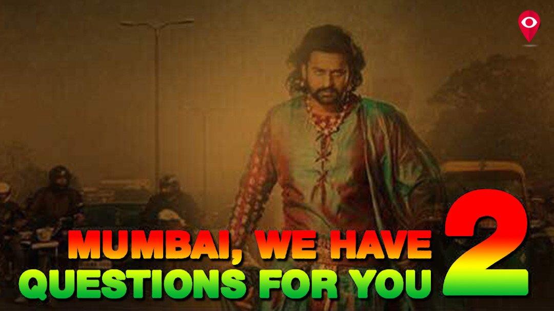मुंबई पोलिसांनीही घेतली 'बाहुबली'ची मदत