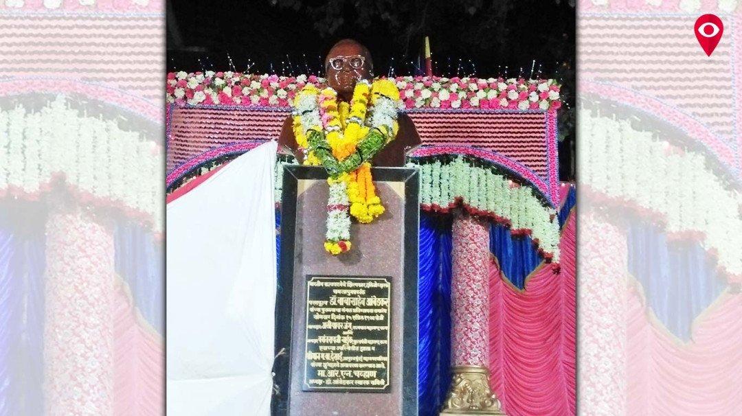 Dr Ambedkar's 126th birth anniversary celebrated