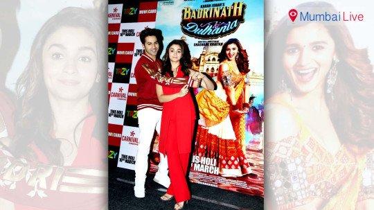 Badrinath Ki 'Dulhaniya' is strong, sweet and sassy