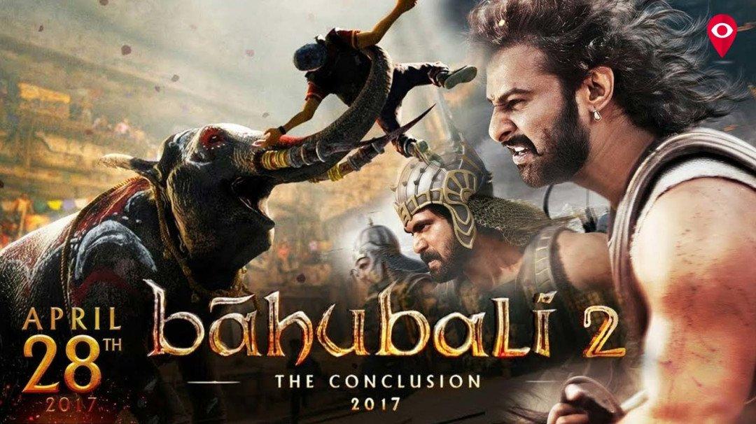 'बाहुबली 2'ने पहिल्याच दिवशी पार केला 100 कोटींचा टप्पा!