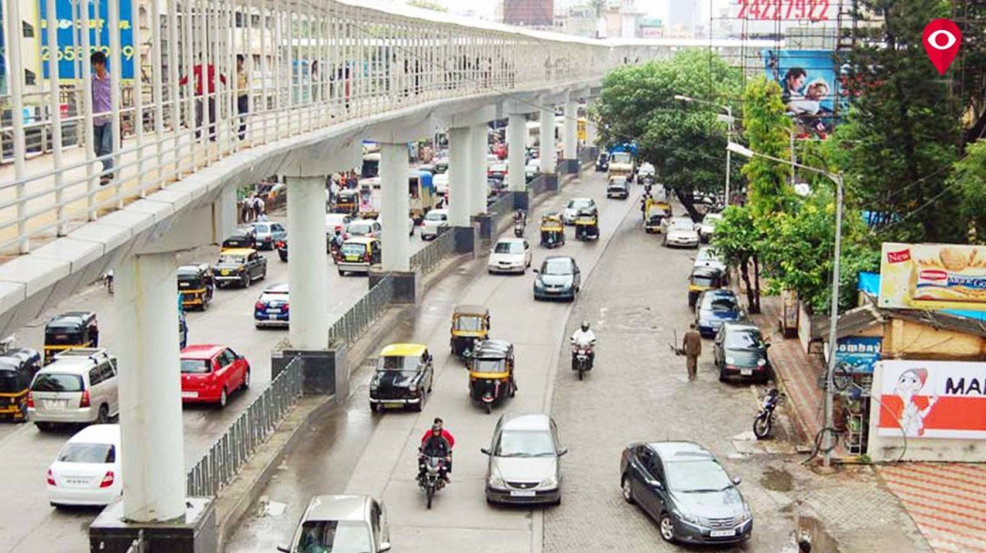 Bandra Skywalk to be dismantled for Metro 2B