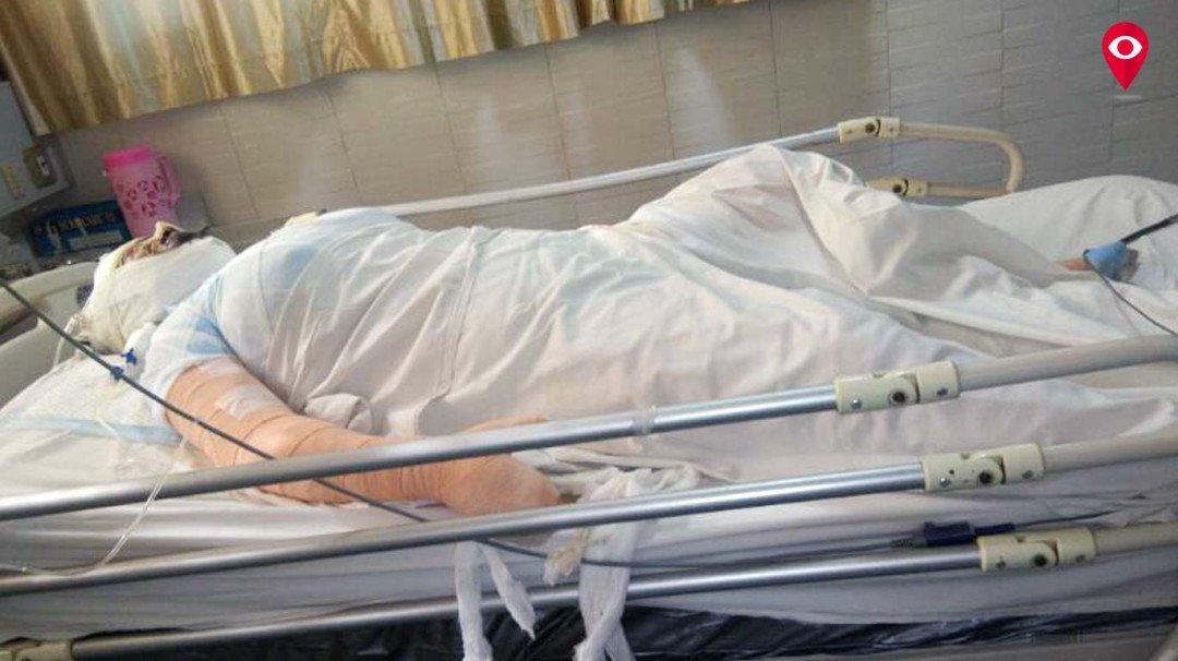 एक तरफा प्यार का बुरा हश्र, एक महिला सहित दो साल की बच्ची की मौत