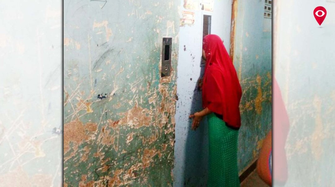 Peeping to see lift coming or not cost 12-year-old girl dear; dies