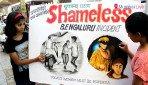 Gurukul Art students say 'Shameless'