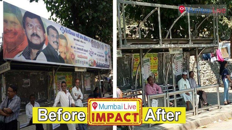 'मुंबई लाइव्ह'च्या बातमीचा दणका
