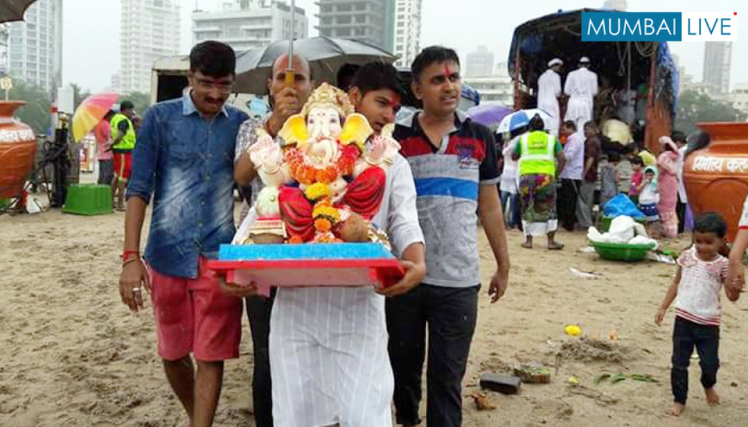 Good Bye, Bappa!!
