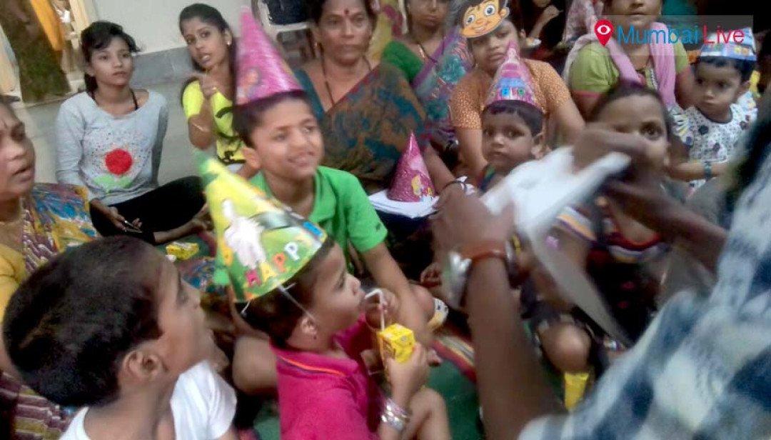 A unique birthday to spread cheer