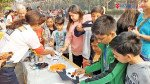 Free street event a hit
