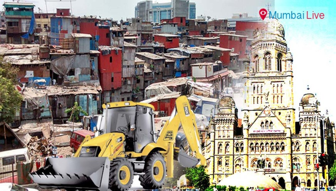 BMC will begin slum demolition at large