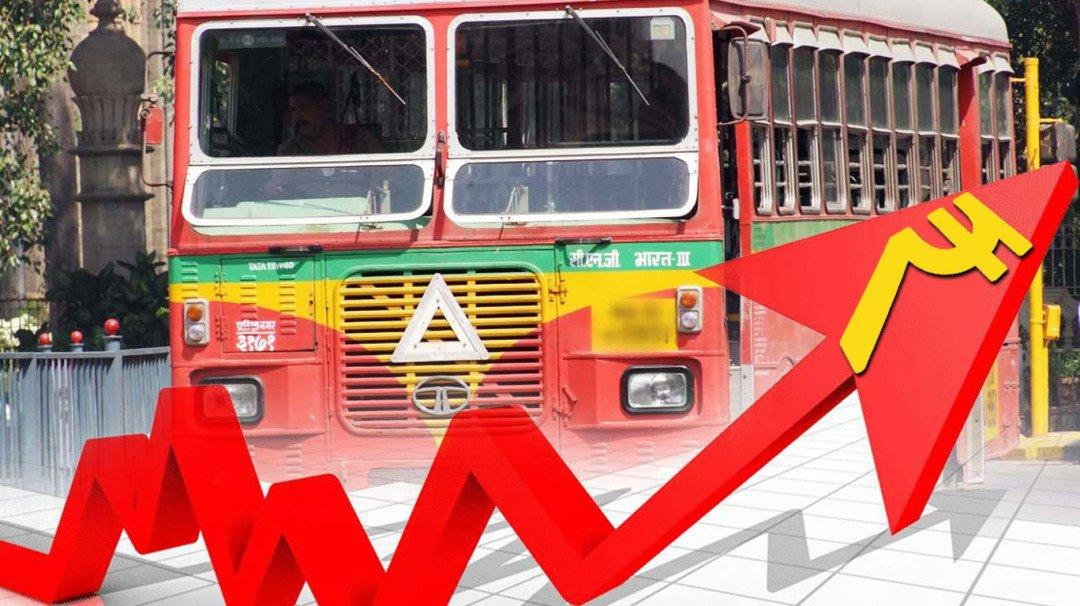 पुढचं वर्ष बेस्ट भाडेवाढीचं? 1 ते 12 रुपयांपर्यंतची वाढ?