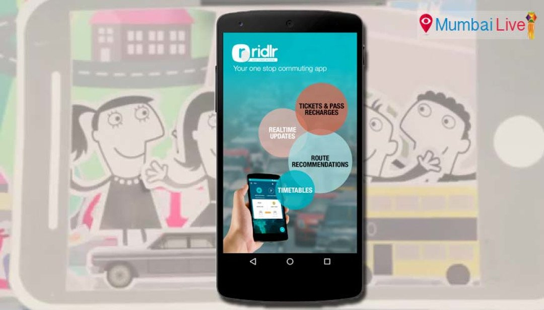 BEST launches RIDLR app