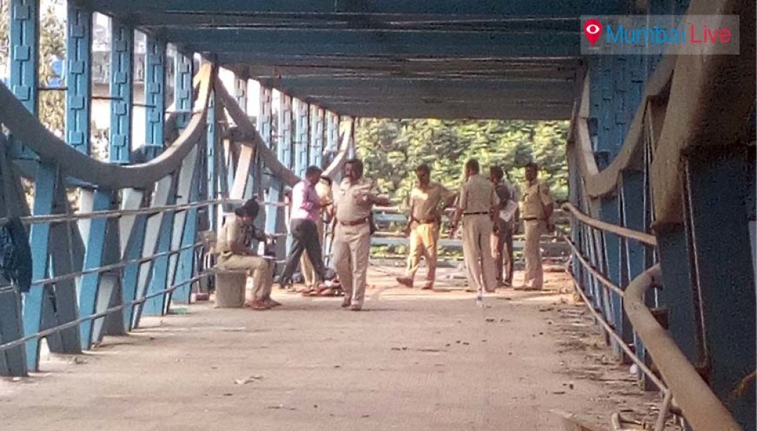 Body found on Goregaon FOB