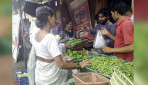 Organic Veggies at Bhandup