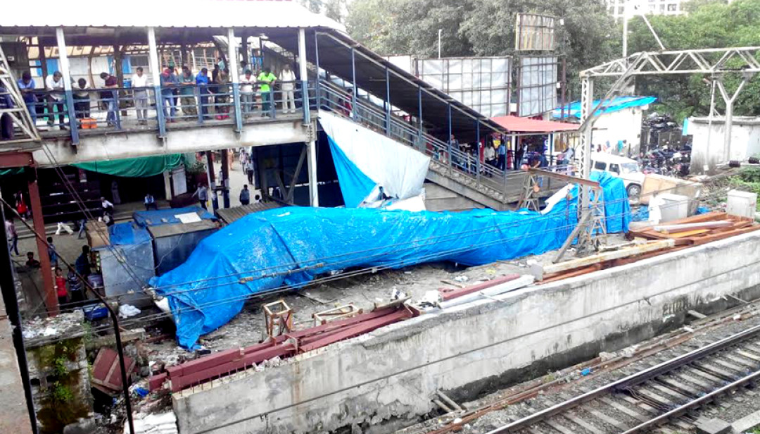Bhandup to get new escalator