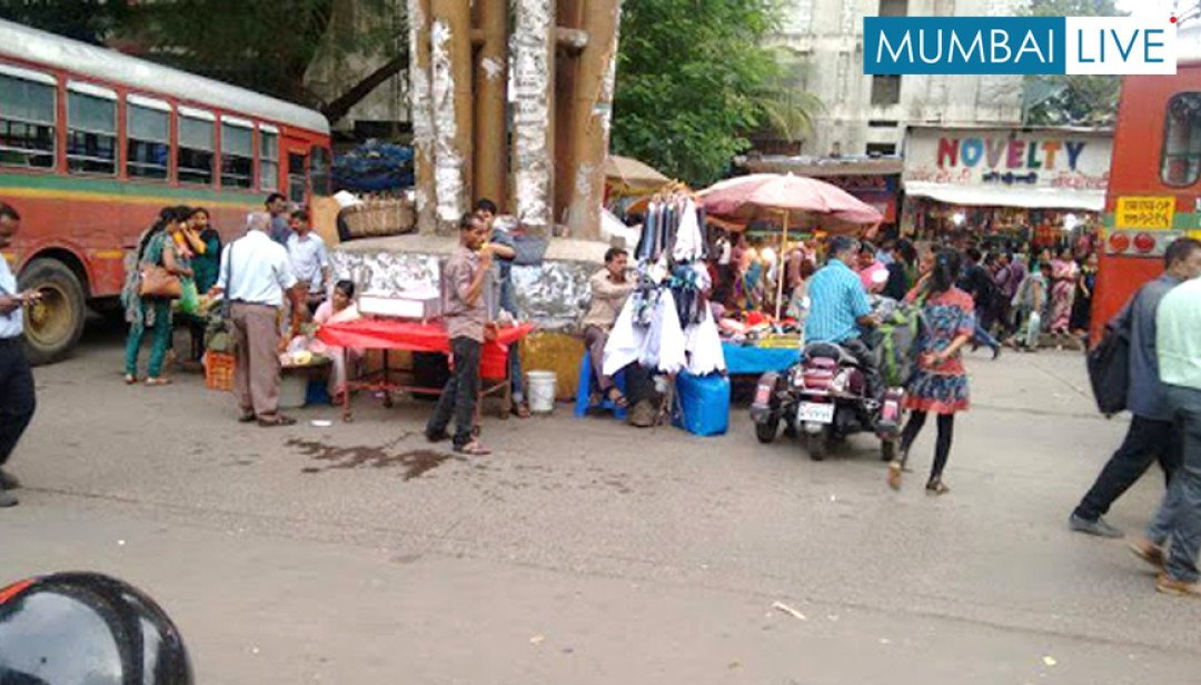 Bomb Scare at Bhandup