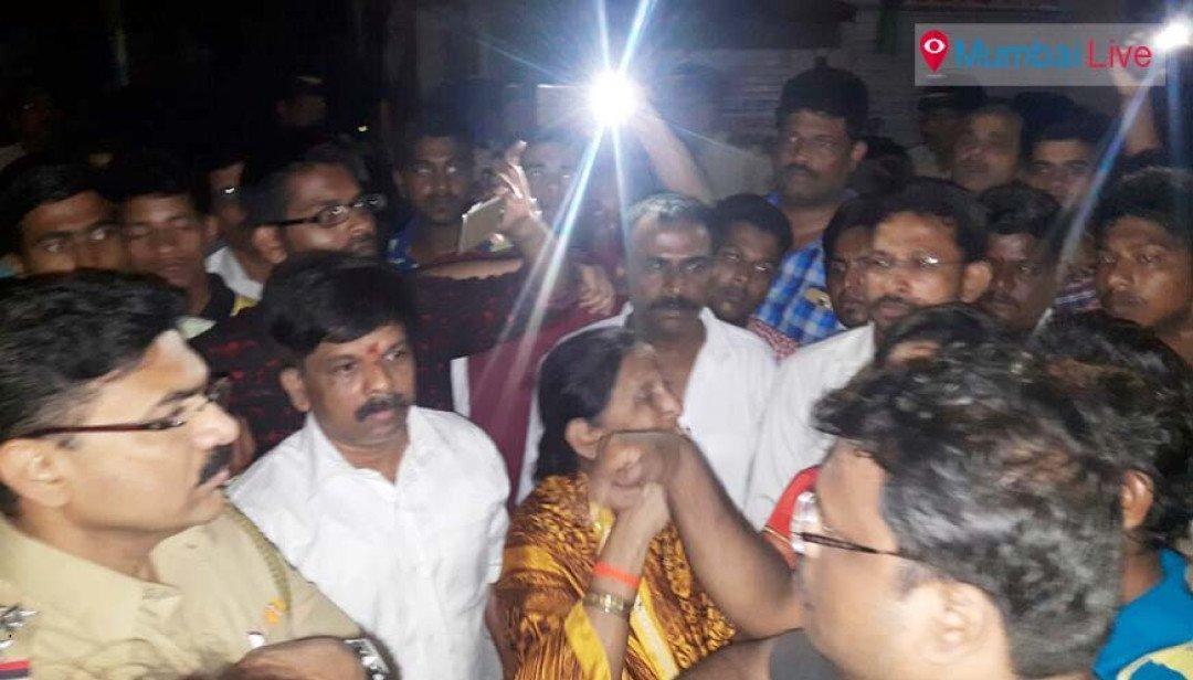 Rasta Roko for restoring electricity