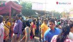 Devotees crowd Siddhivinayak on New Year