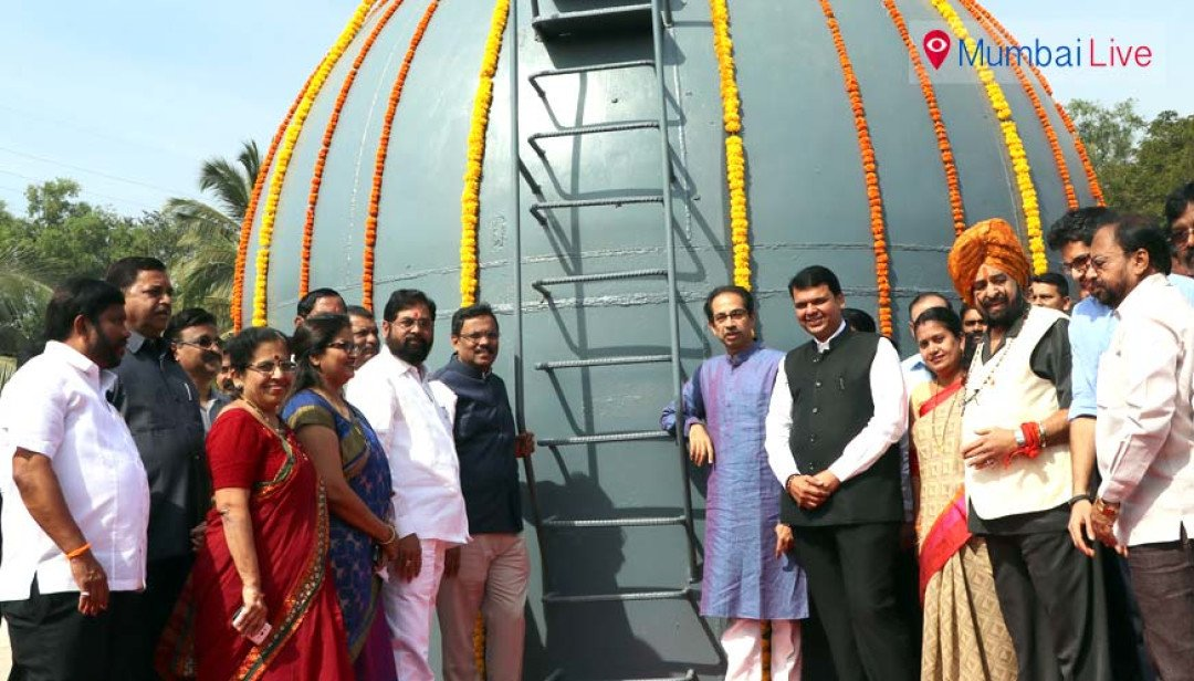 CM inaugurates water tunnel