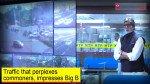 Traffic that perplexes commoners; impresses Big B