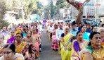 Diwali Pahat at Bimbisar Nagar