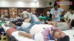 Navyug! Over 300 donate blood
