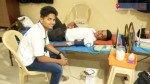 साठ्ये कॉलेजच्या प्रांगणात रक्तदान शिबीर