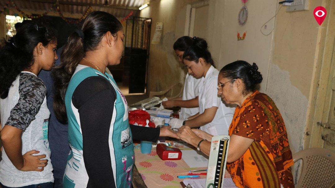 रक्तदान करून साजरा झाला महाराष्ट्र दिन