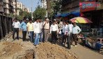 Asst. municipal com'r visits Dahisar