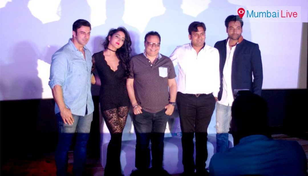 Music launch of Ishq Junoon