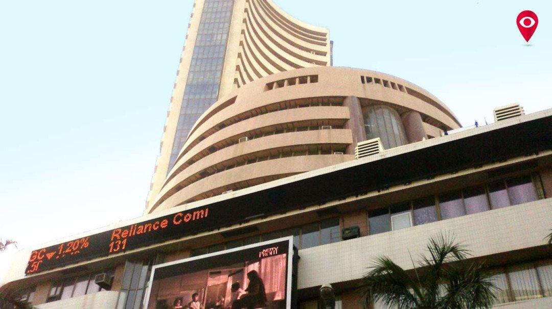Sensex loses lead