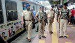 मुंबईत चोख सुरक्षा व्यवस्था
