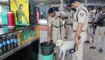 RPF tightens the security at railway stations
