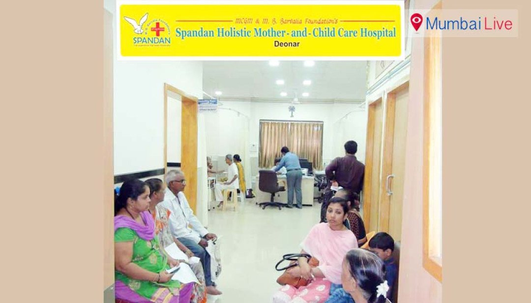 Health camp for disabled kids