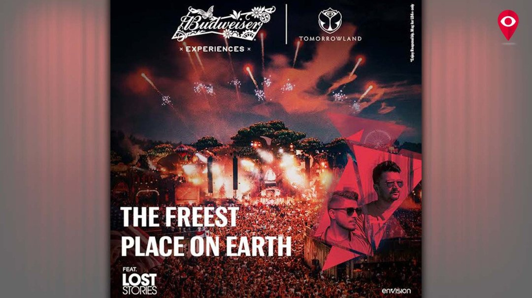 Mumbai, Get ready for the second edition of Budweiser x Tomorrowland