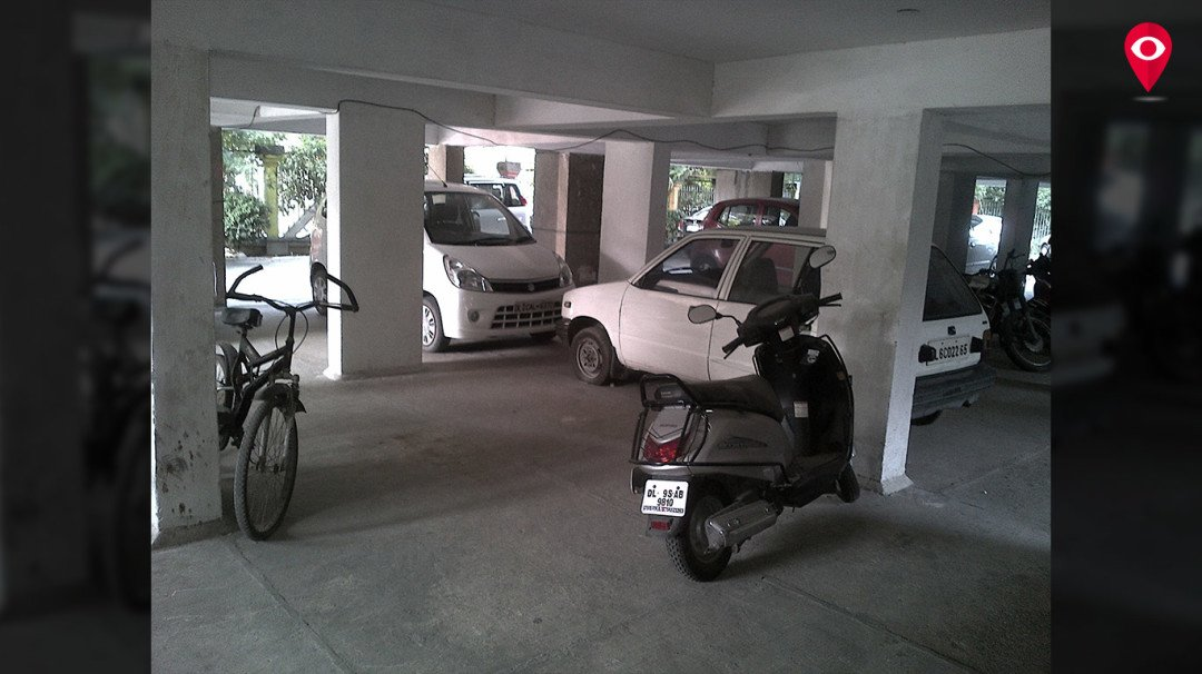 Now, Parking Spaces can be sold by the builders