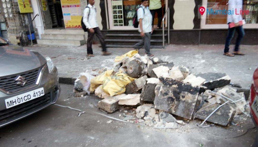 BMC's negligence kills one