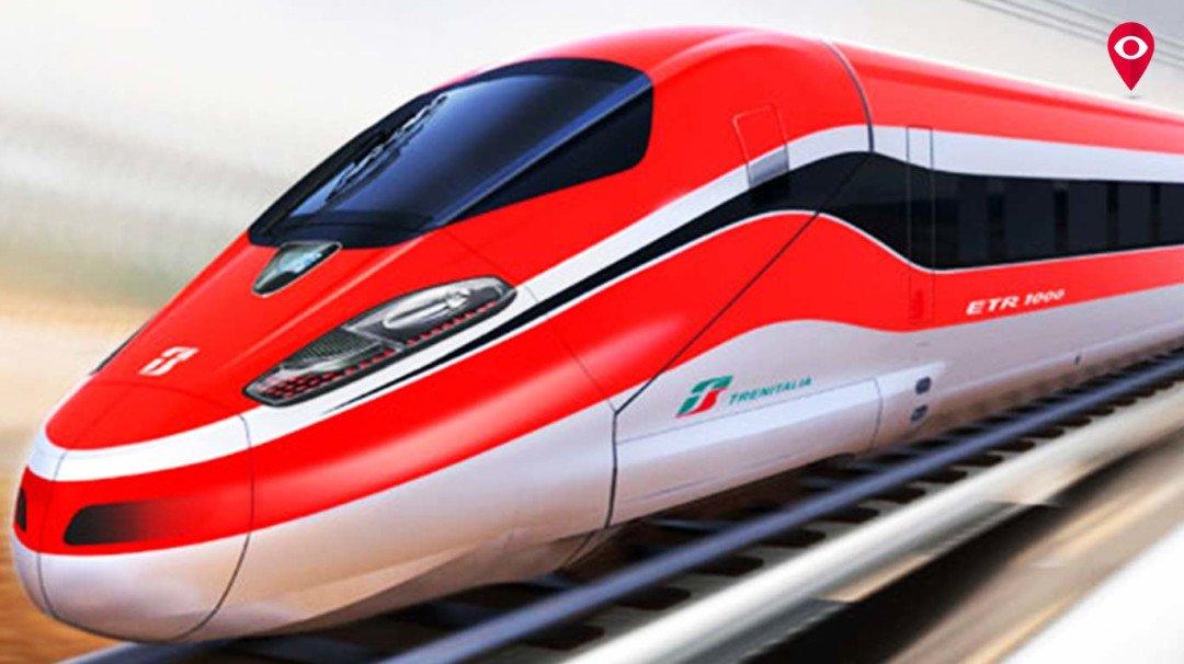 मुंबई-अहमदाबाद बुलेट ट्रेन प्रकल्प